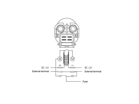 1986 goldwing starter relay wiring diagram 42 wiring
