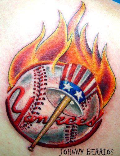 yankee tattoo gallery new york yankee tattoos patriotic new york tattoos