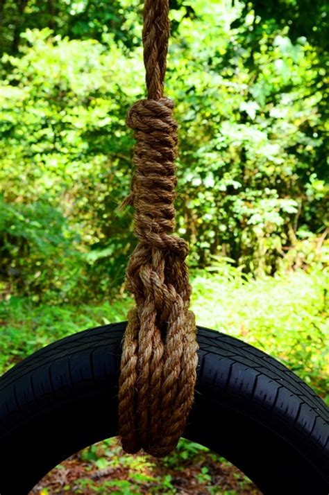 tire swing knot how to make a tire swing redeem your ground rygblog com