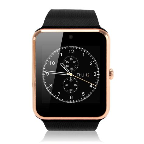 New 2016 Bluetooth Smart Watch GT08 Smartwatch   SIM / TF Card Android Watch Digital Sport Wrist