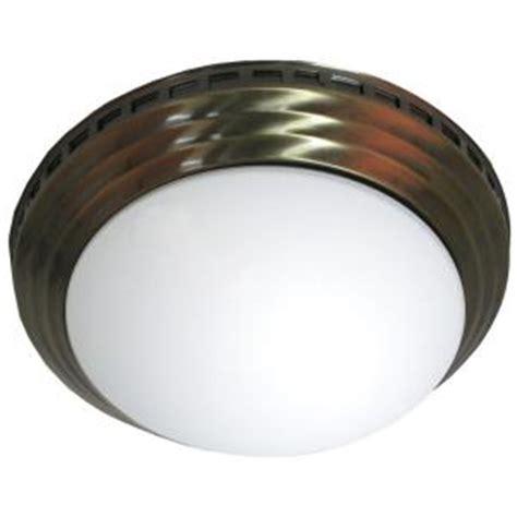 Decorative Bathroom Exhaust Fan by Nuvent Decorative Antique Brass Dome 100 Cfm Ceiling