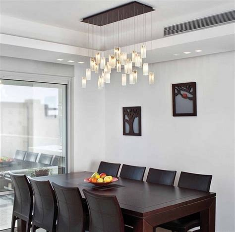 Contemporary Dining Room Lighting Dining Room Lighting Ideas And The Arrangement Tips Home Interiors