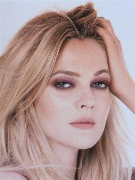 Drew Barrymore Looking Pretty On The Cover Of Janes March Issue by 301 Moved Permanently