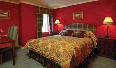 Scottish Bedroom by Loch Naver Mirror Calm Water Picture Of