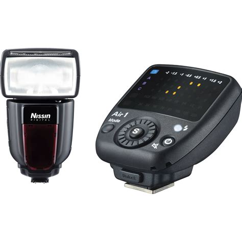 Nissin Flash nissin di700a flash kit with air 1 commander for sony