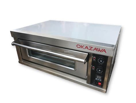 Oven Okazawa okazawa infared electric oven 1 deck end 1 11 2018 9 15 pm