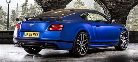 bentley continental supersports 2017 2017 bentley continental supersports 7 things you didnt