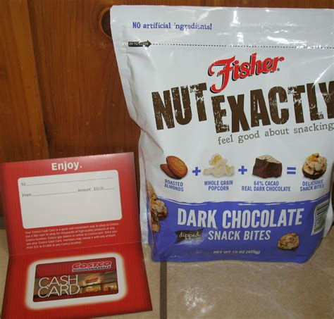 Costco Gift Card Giveaway - fisher nut exactly and 50 costco gift card giveaway thinkfisher central minnesota mom