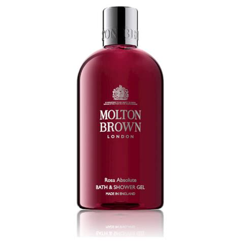 Molton Brown Molto by Molton Brown Rosa Absolute Bath And Shower Gel 300ml Buy