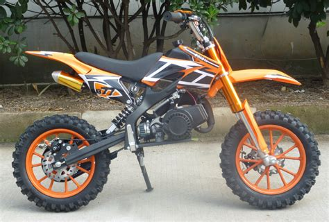 rc motocross bikes for sale mini moto 50cc dirt bike kxd01 orange right rc hobbies