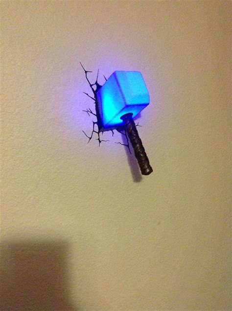 Thor Night Light Epic Cool Things Cool Things Pinterest Cool Things To Do With Lights