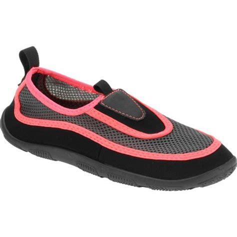 water shoes walmart s aqua sock water shoe walmart