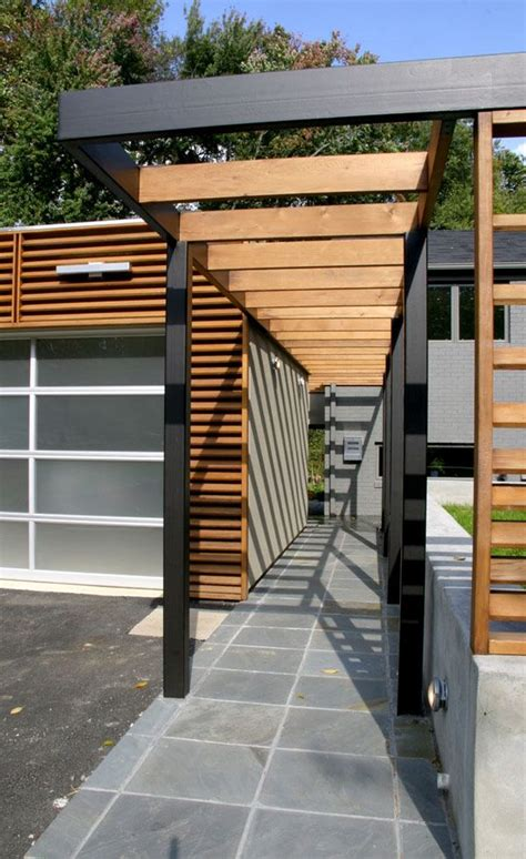 contemporary pergola best 25 modern pergola ideas on pinterest pergolas