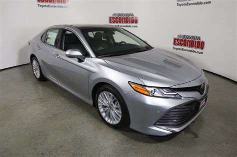 2018 camry xle new 2018 toyota camry xle v6 4dr car in escondido 1015273