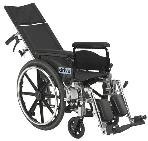 Com Drive Medical Viper Plus Gt Full Reclining