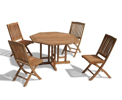 Gateleg Table With Chairs by Berrington Garden Gateleg Table And Chairs Set