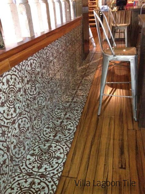 Cuban Heritage Series Cement Tiles   Villa Lagoon Tile