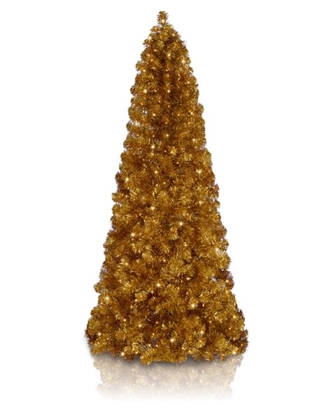 walgreens artificial christmas tree gold tree treetopia