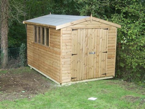 Ted Shed Uk by Specifications From Teds Sheds Garden Sheds Apex Sheds
