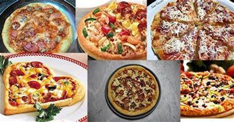 membuat pizza mini dengan teflon resep cara membuat pizza rumahan dengan teflon
