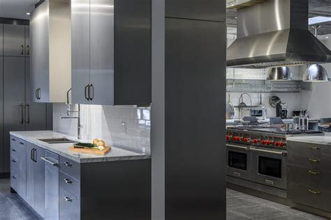 design lab kitchen prototype design lab s manitou lodge is planned around the