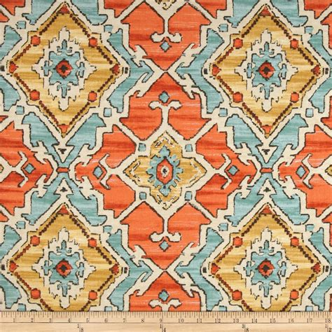 p kaufmann upholstery fabric p kaufmann sundance tangerine discount designer fabric