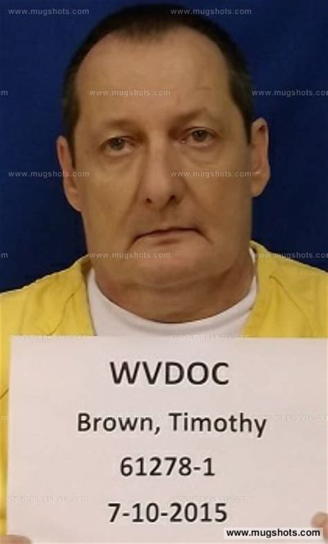 Boone County Wv Arrest Records Timothy N Brown Mugshot Timothy N Brown Arrest Boone County Wv
