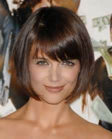 side pictures of bob haircuts short bob hairstyles with side swept bangs here a simple
