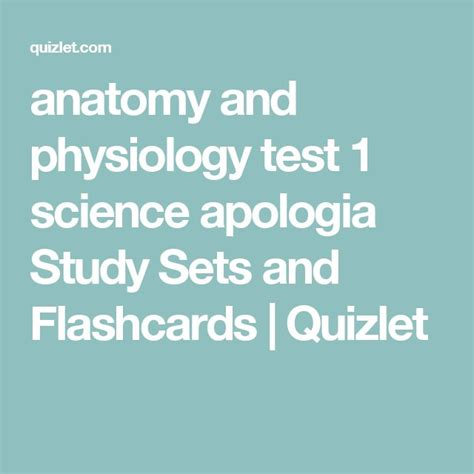 themes quizlet anatomy and physiology study sets and flashcards quizlet