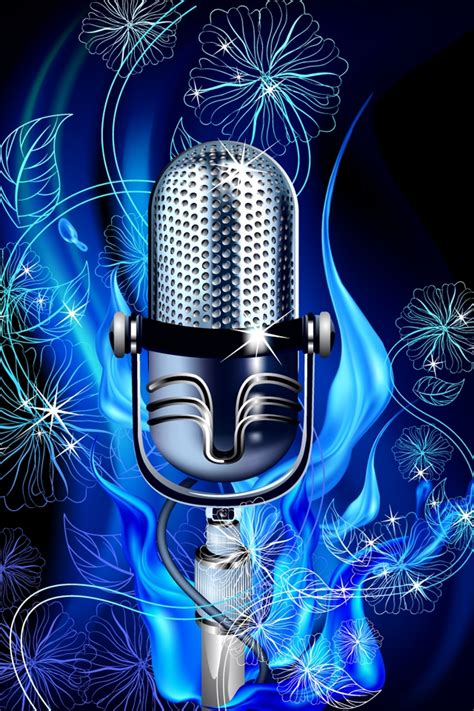 iphone  wallpapers backgrounds pictures  iphone  wallpaper condenser mic