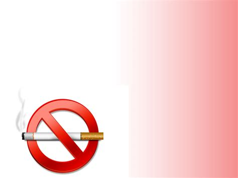 no smoking ppt template 171 ppt backgrounds templates
