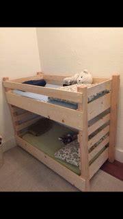 Toddler Bunk Beds Plans Toddler Bunk Bed Diy Plans Crib Size Mattress