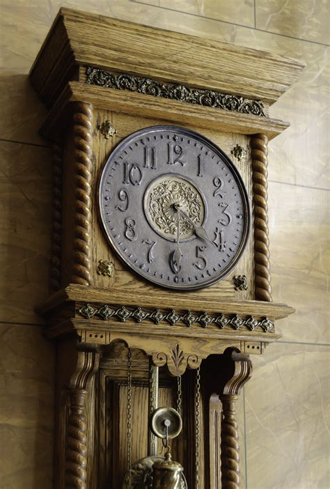 decorating awesome grandfather clocks  home interior