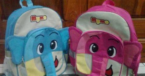 Tas Distro Tas Kpop Tas Karakter Exo Tas Anak Tas Sekolah tas karakter hewan grosir baju surabaya malang