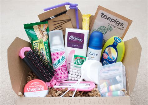 wedding bathroom kit pack it in a gift her in a box