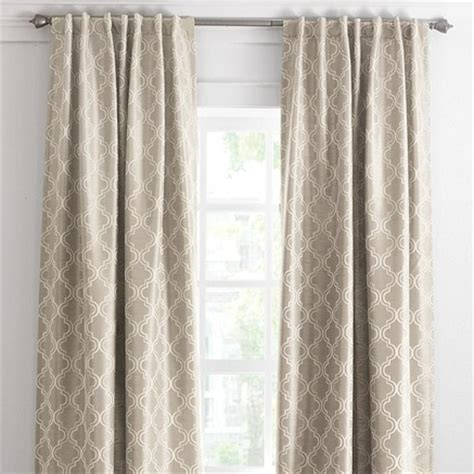 sears living room curtains whole home 174 md portica back tab panel sears sears