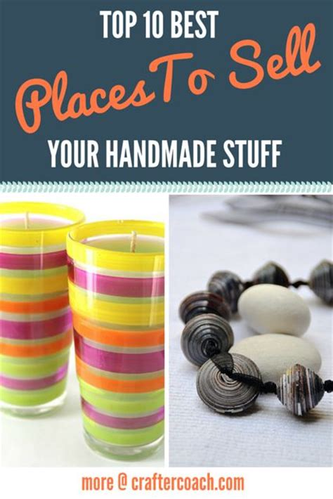 Handmade Crafts That Sell Best - craft business where to sell and to sell on