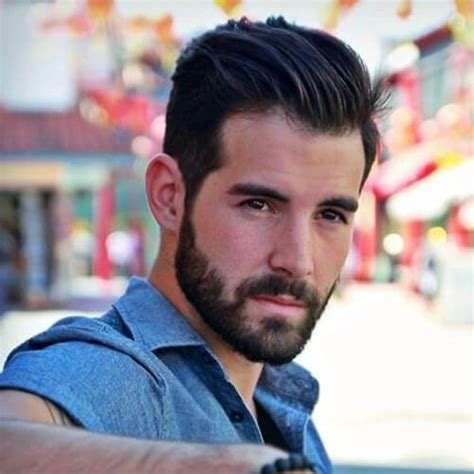 Best Hairstyles For Beards by 50 Impressive Hairstyles For With Thick Hair