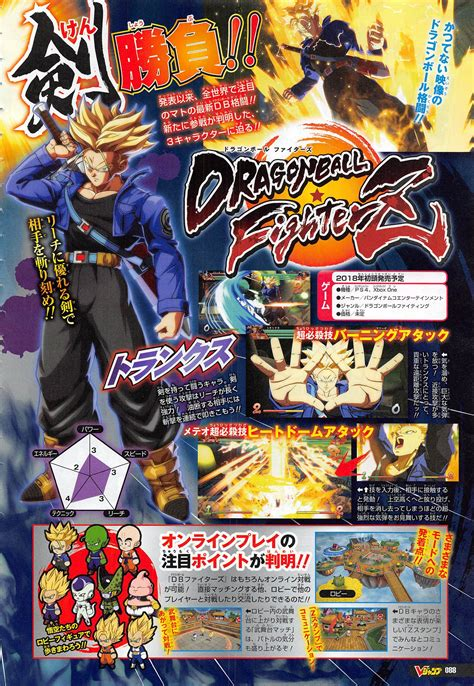 quot dragon ball fighterz quot official discussion thread page