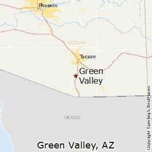 best places to live in green valley arizona
