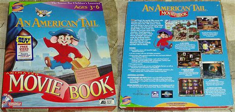 The Brave Little Toaster Dvd An American Tail Wikifur The Furry Encyclopedia
