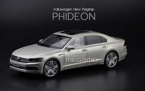 volkswagen phideon price 1 18 shanghai volkswagen phideon 2016 black brown silver