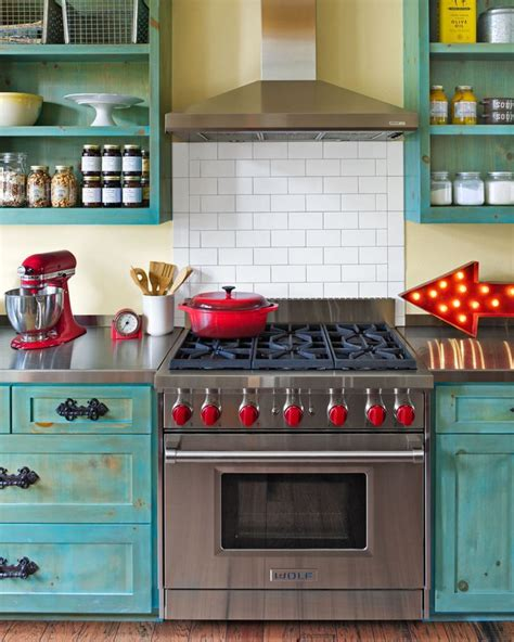 turquoise kitchen decor ideas red and turquoise kitchen ideas quicua com