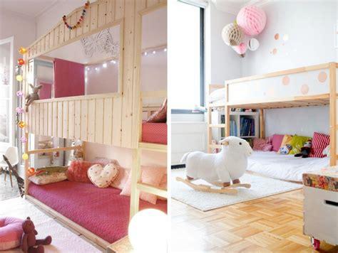 Ikea Hack Bed by 10 Id 233 Es Pour Hacker Le Lit Enfant Kura Joli Place