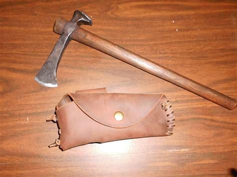 Handmade Tomahawk - custom made throwing tomahawks hickory stick longbows