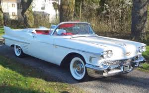 62 Cadillac Convertible For Sale 1958 Cadillac Series 62 Convertible Cars On Line