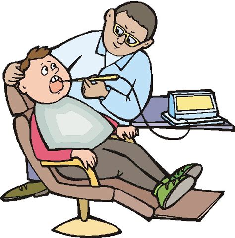 imagenes animadas odontologo visita al odontologo animado imagui