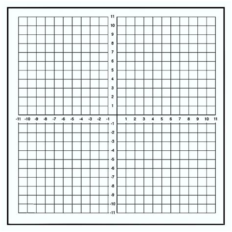 printable graph paper x y axis graph x and y axis printable