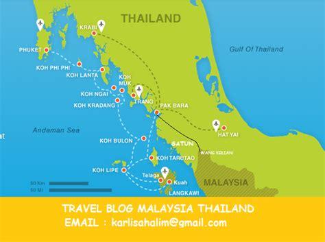 Karet Tempahan 5 travel malaysia thailand