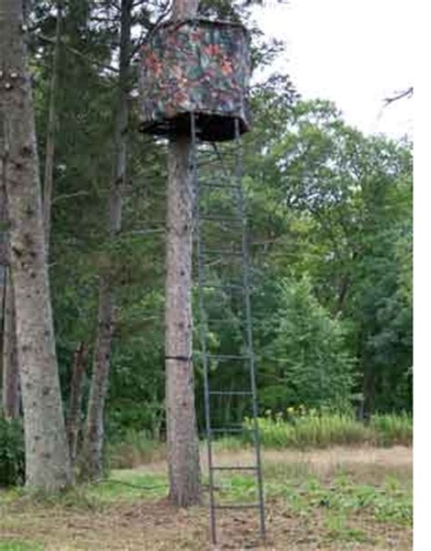 new rivers edge re623 spin shot 17 9 quot hunting ladder stand